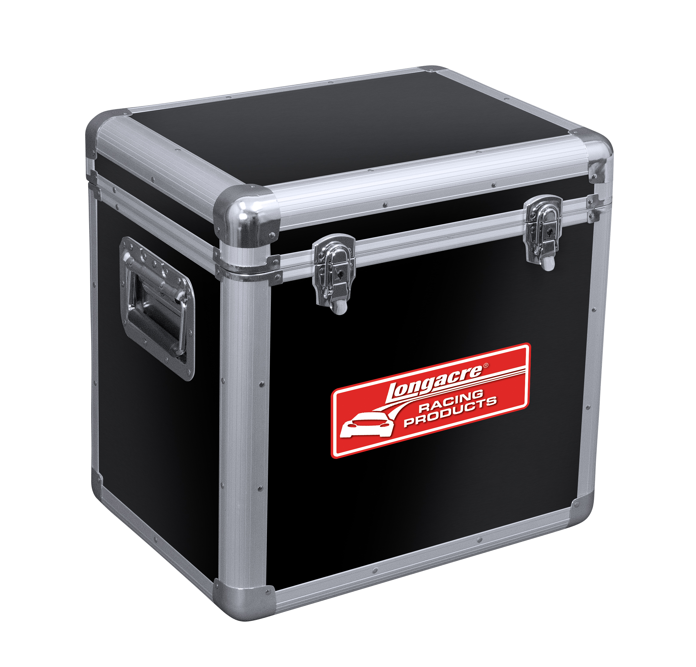 "Storage box for 15"" low profile pads"