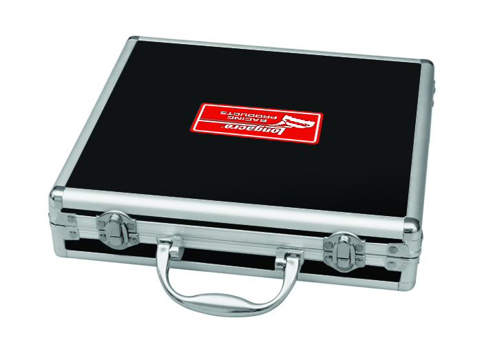 "Bump Steer Gauge Storage Case - 22 1/2"" x 20 1/2"" x 4"""